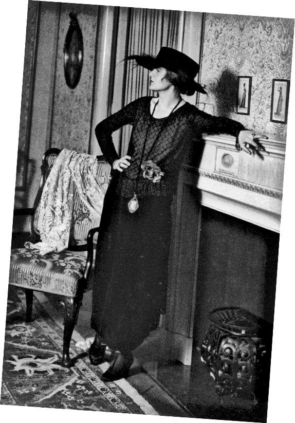 زنان و مد 1919