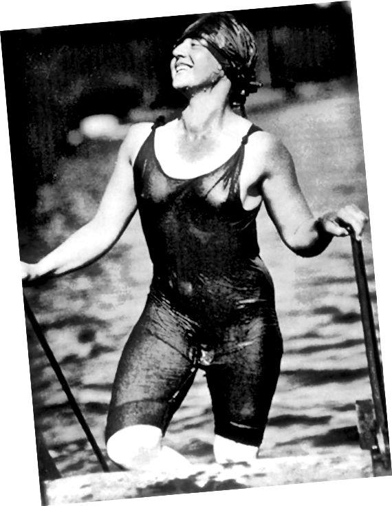 لباس حمام - 1916