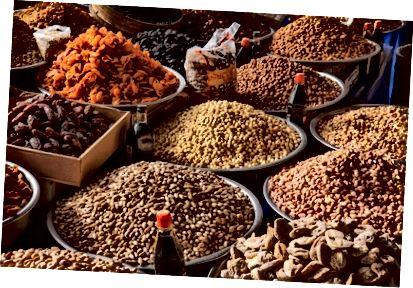 Nøtter, spesielt cashewnøtter, er gode støttespillere for hud, hår og negler.