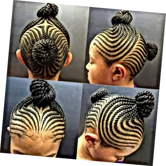 Hairstyle moderne