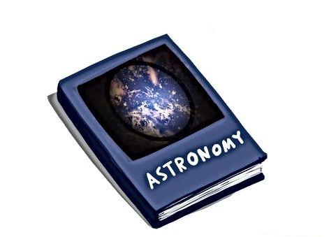Astronomiya haqida o'zingizni tarbiyalash