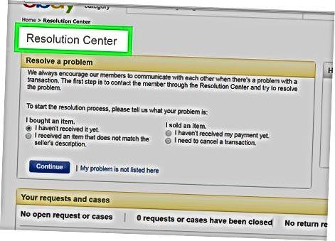 EBay-ga boshqa yo'llar bilan murojaat qilish