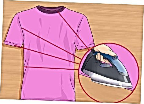 Krekla šūšana