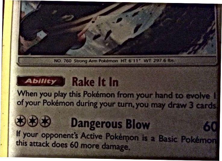 Raqibingizning Pokemoniga hujum qilish