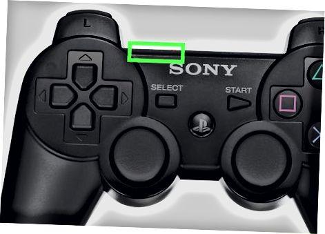 PS3 kontrolleringizni zaryadlash