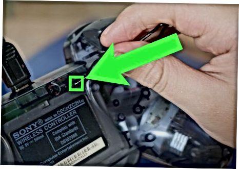 Sizning PS3 Controlleringizdagi muammolarni bartaraf etish