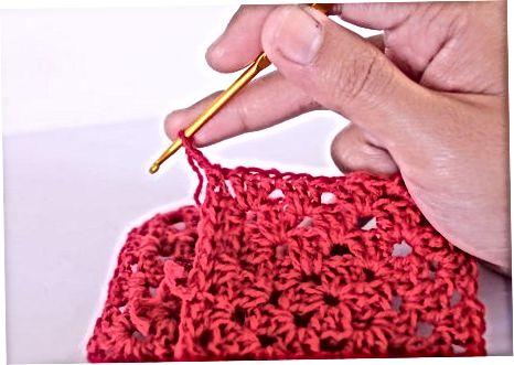 Buvinga qo'shilish (Crocheting)