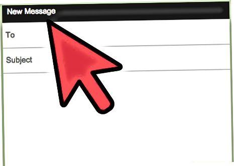 Uporaba spletne e-pošte