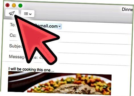 Používání e-mailového klienta