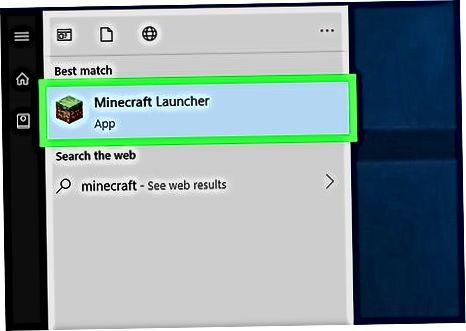 Launcher Version 2.0.X-dan foydalanish