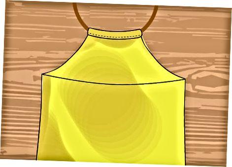 டி-ஷர்ட்டை ஹால்டர் டாப்பாக மாற்றுகிறது