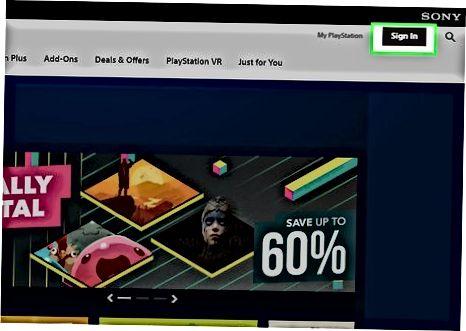 PlayStation saytida