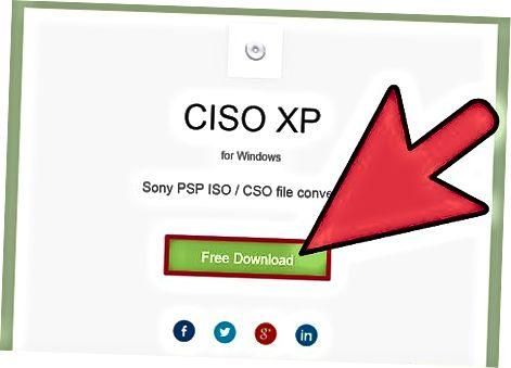 CISO XP-dan foydalanish