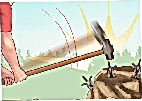 O'rnatilgan Boulderni bo'lish