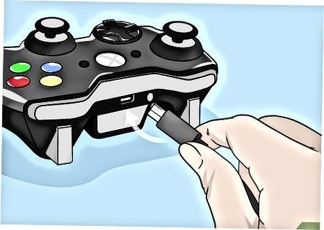 USB orqali Micro-USB kabeliga ulanish