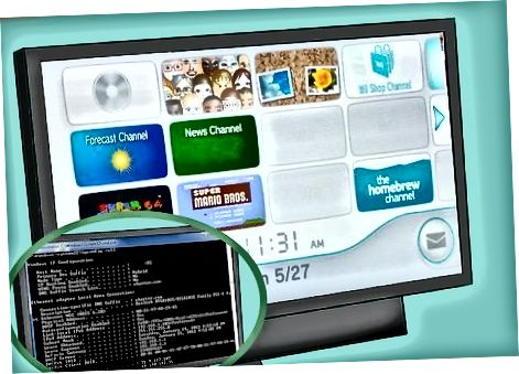 Nintendo Wii uchun IP-manzil va ulanish sozlamalarini topish
