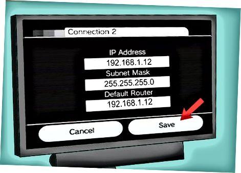 Nintendo Wii-dagi barcha ma'lumotlarni kiriting