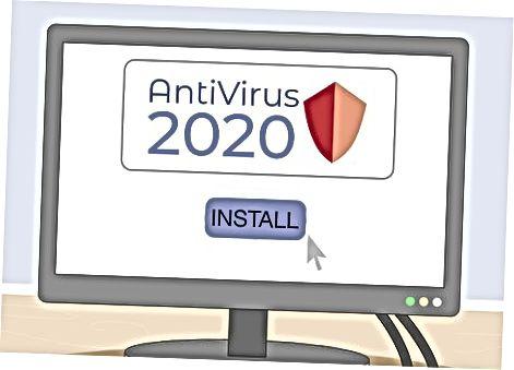 Zajištění bezpečnosti počítače a účtu