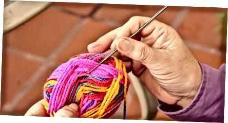 Crocheting asoslarini bilish