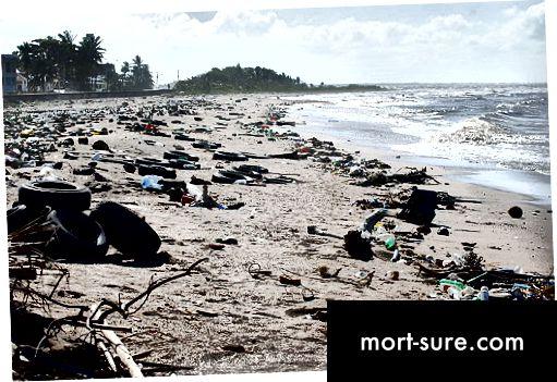 Разлика между замърсяване и замърсяване-1