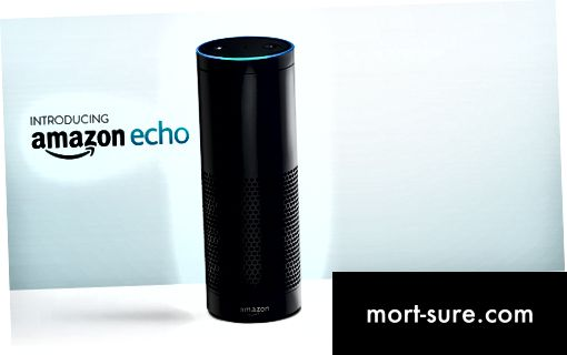 Unterschied zwischen Amazon Echo und Echo Dot