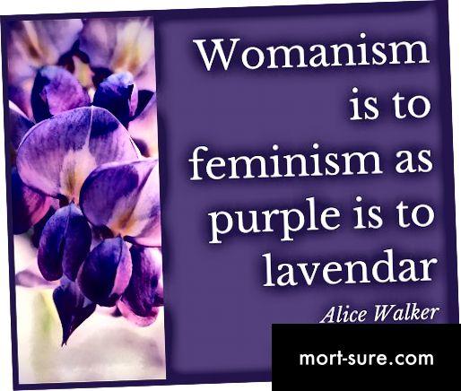 Erinevus feminismi ja naisluse vahel-1