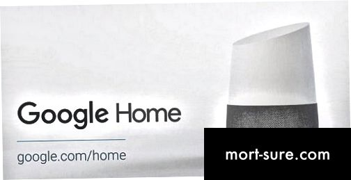 Atšķirība starp Google Home un Amazon Echo