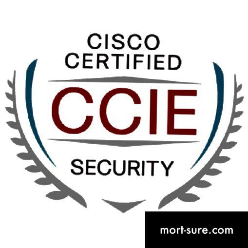 Разлика между CCNA Security, CCNP Security и CCIE Security-2