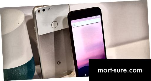 7 Zonat e Diferencës midis Apple iPhone 7 dhe Google Pixel