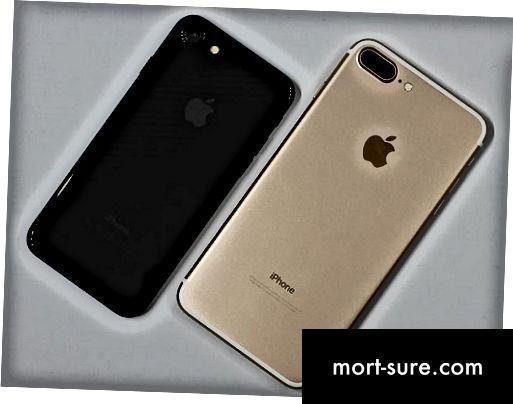 """8 pagrindiniai skirtumai tarp """"iPhone 7"""" ir """"Samsung Galaxy S7"""""""