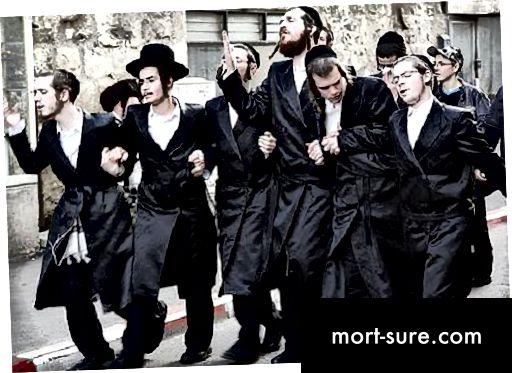 Разлика между араби и евреи-1