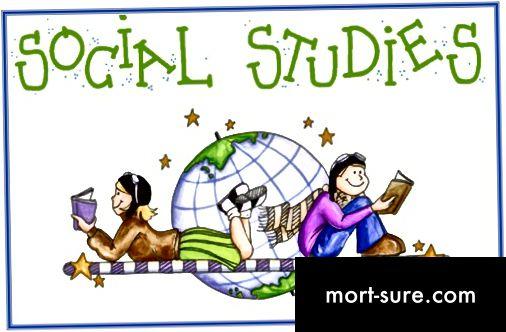 Atšķirība starp vēsturi un sociālajām studijām-1