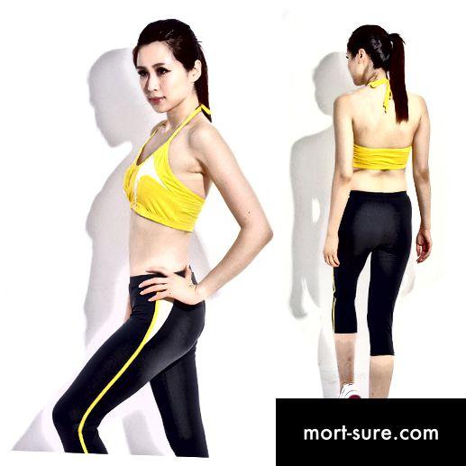 الفرق بين الملابس النشطة والملابس الرياضية -1