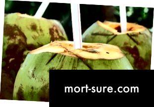 Kokosrieksti