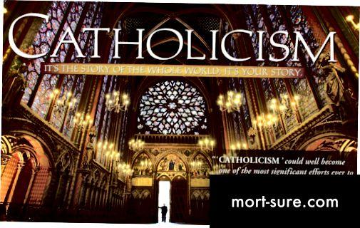 Разлика между католицизма и будизма