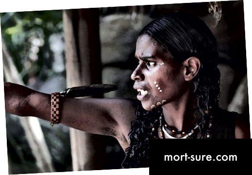 Atšķirība starp aborigēnu un pamatiedzīvotāju-1