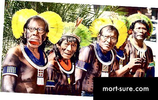 Разлика между аборигените и коренното население-1