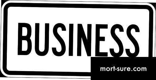Разлика между бизнеса и финансите