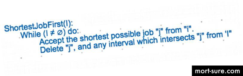 Kurze Jobauswahl