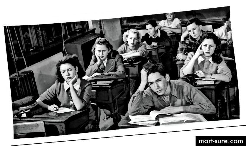 Foto ettevõttest Fine Art America, https://fineartamerica.com/featured/1940s-1950s-high-school-classroom-vintage-images.html?product=beach-towel