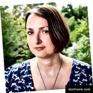Palestīniešu un īru dramaturgs Hannah Khalil
