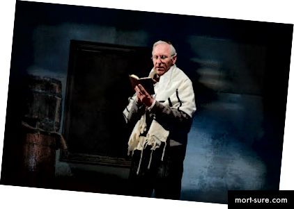 Michael Patrick Gaffney hr Dusseli stseenis alates Anne Franki päevik (Foto: Mellophoto.com)