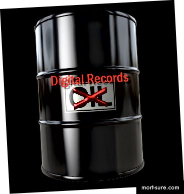 Oil va Digital Records