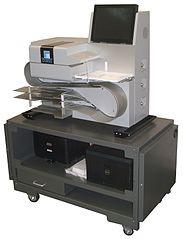 Hääletamisseade, mis võimaldab skaneerida ja sorteerida 4000 pabersedelit tunnis