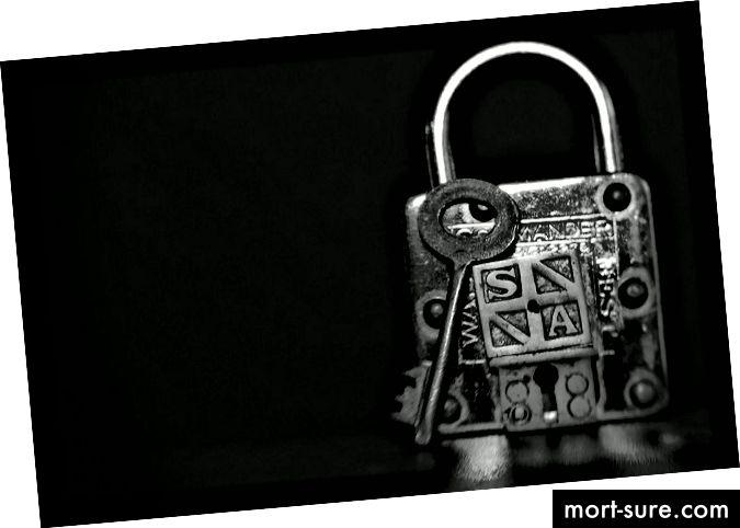 Lock & Key / Kayl Pearson