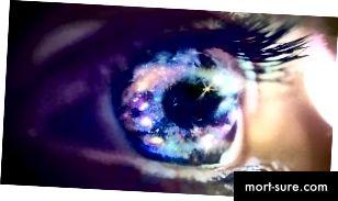 Need silmad, mille kaudu ma lootsin Jumalat näha, on silmad, mille kaudu Jumal mind näeb - Spiritual Awakening, Bodymindsoulspirit.com