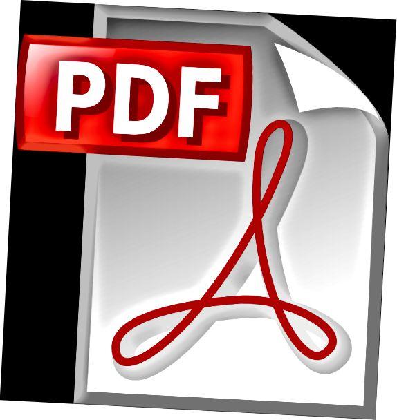 Разлика между PDF и XPS