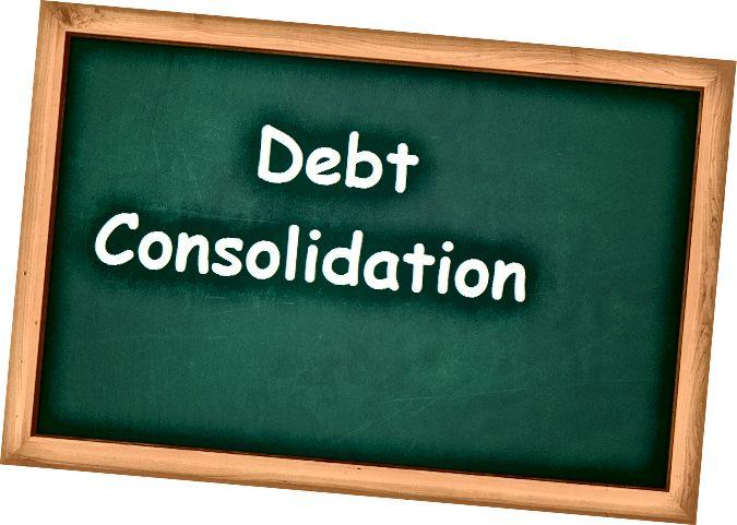 Ενοποίηση χρέους