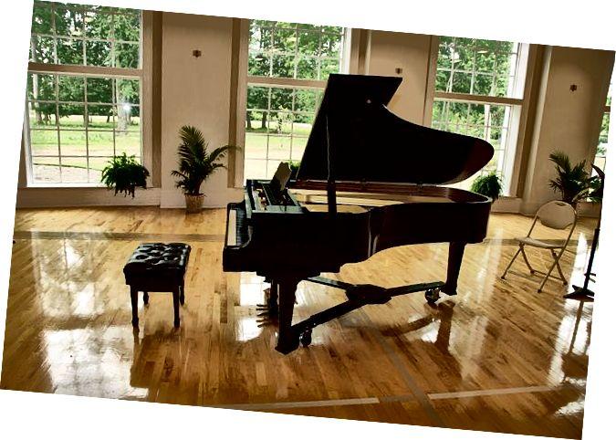 Орган срещу пиано