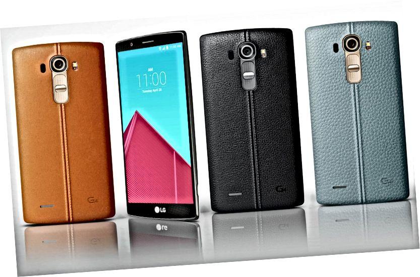 va LG G4- o'rtasidagi farq